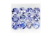 1 carat de tanzanite ronde 12 pieces A.jpg
