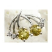 Boucles citrines rondes.jpg