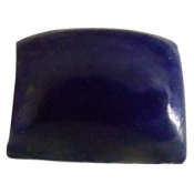 Lapis lazuli rectangle cabochon 8x6 mm 1.57 carat
